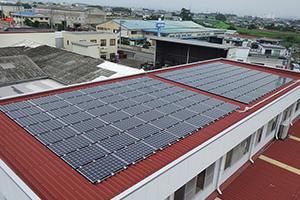 太陽光発電・省エネ設備